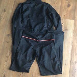 Lululemon track suit set ( top and pants )